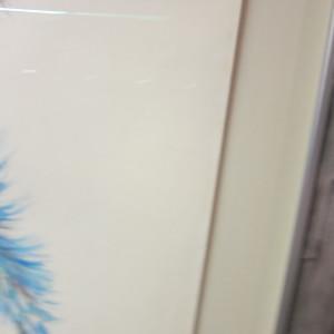 Affiche en Tete Oiseau Bleu detail 2